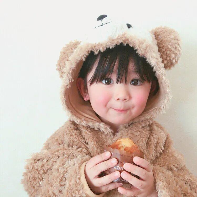 日本大眼萌娃火爆网络,成为万千粉丝的心头爱